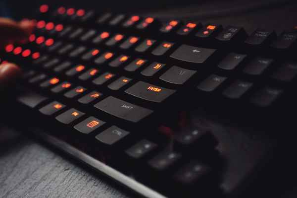 Keyboard image from pexels